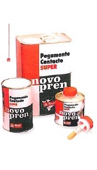 PEGAMENTO CONTAC.NOVOPREN SUPER 5 Kg