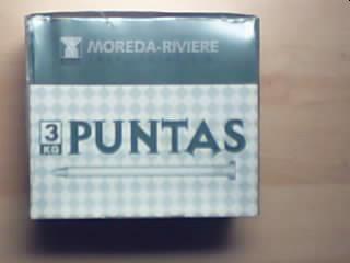 Kg PUNTA C/PERDIDA  10x25