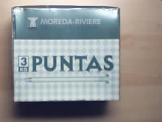 Kg PUNTA C/PLANA 16x060