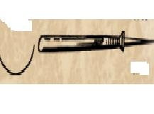 GUBIA REF. 3709 DE  5mm