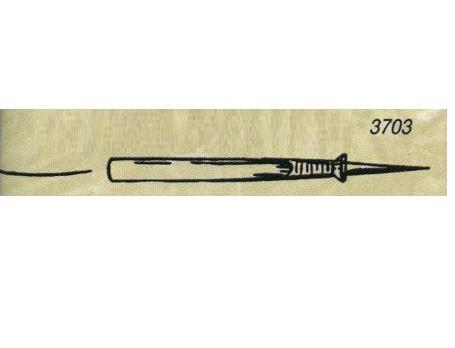 GUBIA REF. 3703 DE  8mm