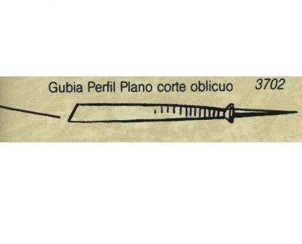 GUBIA REF. 3702 DE  6mm