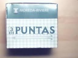 Kg PUNTA C/PLANA 24x180