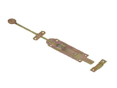 PASADOR REF 299  15 CM. NEGRO