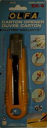 CUTTER OLFA SK-4