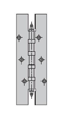 BISAGRA S-16 RR 45X203 NIQUEL