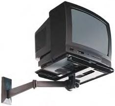 SOPORTE TV EXTENSIBLE NEG.AMIG 250 60KG