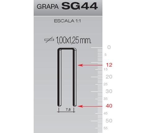 MILLAR GRAPA SG44-25 C