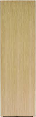 PANEL LISO   ROBLE  203x82½x05