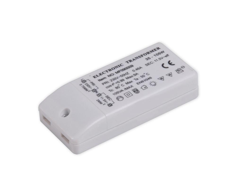TRANSFORMADOR ELECT 10-60W 12V