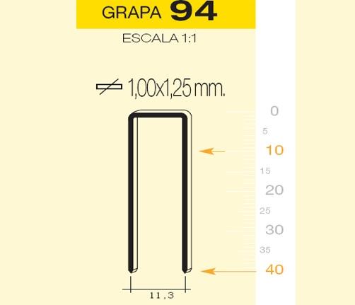MILLAR GRAPA 94/40