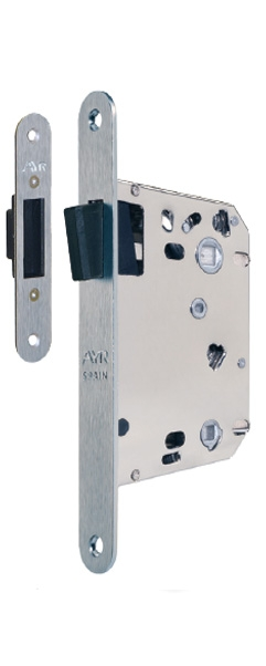 Picaporte magnetico 820 70mm ayr niq mat - Picaporte magnetico ...