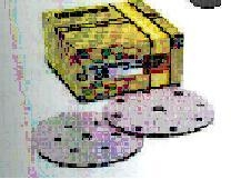 LIJA CIRCULAR P.64E 150x040 50 UND