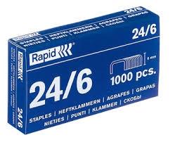 CAJA GRAPA 24/6 RAPID (1MILLAR)