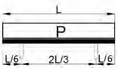 CARTELA 8000-22 BLANCA (2 UNIDADES)