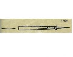 GUBIA REF. 3704 DE  3mm