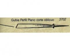 GUBIA REF. 3702 DE  3mm