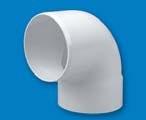 CODO PVC REDONDO 100MM REF 0670