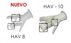 TACO HAV 10x38 FERROTECH (50 UND)20073