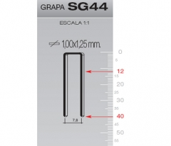 MILLAR GRAPA SG44-15 C