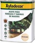 XILADECOR ACEITE TERRAZAS Y TARIMAS 750 ML
