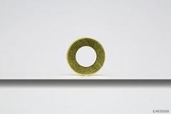 ARANDELA 05.3 mm DIN 125 CIENTO %
