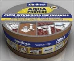ROLLO AQUA PROTECT ALUMIN. 10cmX10mtr