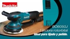 LIJADORA ROTORBITAL BO6050J