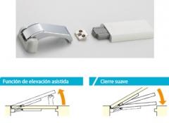 AMORTIGUADOR C/ELEVA.ASISTIDA SUGATSUNE 97085
